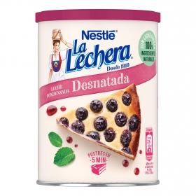 Leche condensada desnatada Nestlé - La Lechera 740 g.