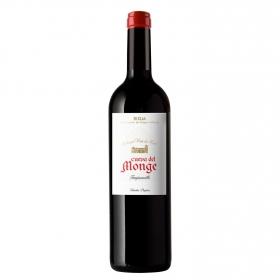 Vino D.O.Ca. Rioja Cueva del Monge tinto Crianza