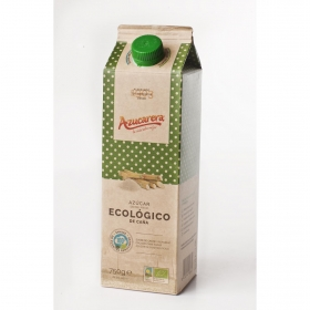 Azúcar blanco de caña ecológico Azucarera 750 g.
