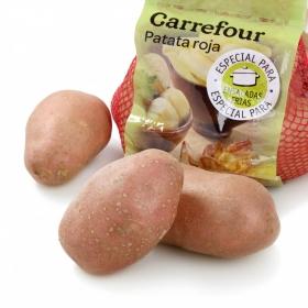 Patata roja Carrefour 2 Kg