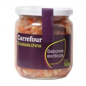 Ensalada china Carrefour 180 g.