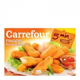 Fingers de Pollo Carrefour 400 g.