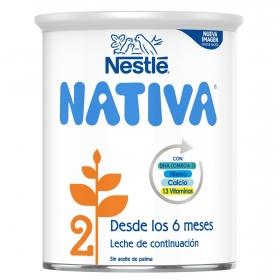 Leche de Continuación Nativa 2 en Polvo 800 gr