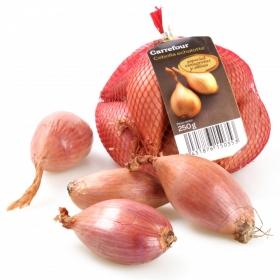 Cebolla echalotte Carrefour 250 g