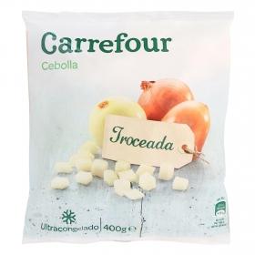 Cebolla Cubos Carrefour 400 g.