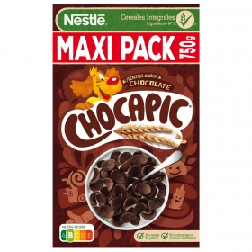 Cereales integrales Chocapic Nestlé 750 g.