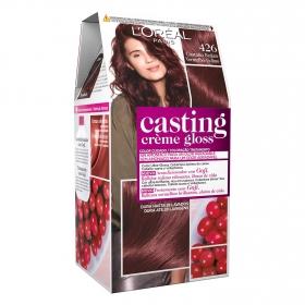 Tinte Créme Gloss nº 426 Castaño rojizo L'Oréal Casting 1 ud.