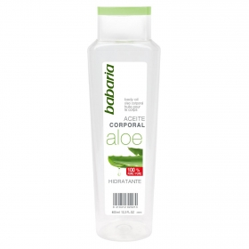Aceite corporal Babaria 400 ml.