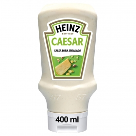 Sala para ensalada césar Heinz envase 400 ml.