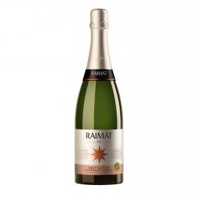 Cava ecológico Raimat Chardonnay Xarello brut nature 75 cl.