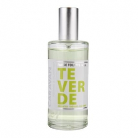 Agua de colonia te verde Fruits & Flowers 100 ml.