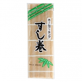 Esterilla de bambú para Maki Sushi 1 ud