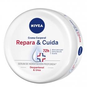 Crema corporal Repara & Cuida Nivea 300 ml.