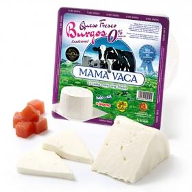Queso fresco 0% Materia Grasa Mama Vaca al corte 150 g aprox