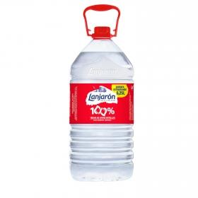 Agua mineral Lanjarón natural 6,25 l.
