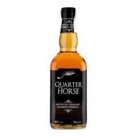 Whisky Quarter Horse bourbon 70 cl.