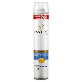 Laca extra fuerte Pantene 300 ml.