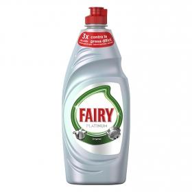 Lavavajillas a mano Platinum Fairy 650 ml.