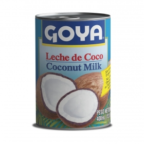 Leche de coco Goya 400 g.