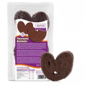 Palmera de chocolate Airos sin gluten 150 g.