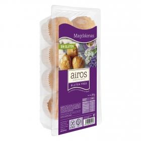 Magdalenas Airos sin gluten 300 g.