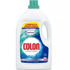 Detergente líquido Nenuco Colon 60 lavados.