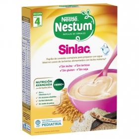 Papillas Nestum Expert Sinlac 250 gr