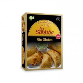 Empanadilla de bonito La Santiña sin gluten 300 g.