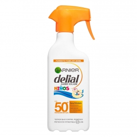 Protector solar kids FP 50 spray Delial 300 ml.