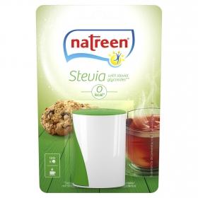 Edulcorante Stevia comprimido Natreen 120 ud.
