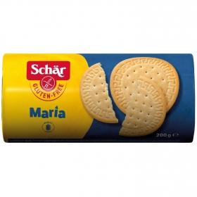 Galletas Schär sin gluten 200 g.