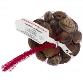 Almeja marinera (30 ud aprox) Malla de 500 g