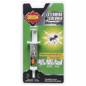 Insecticida jeringa matahormigas Orion 1 ud.