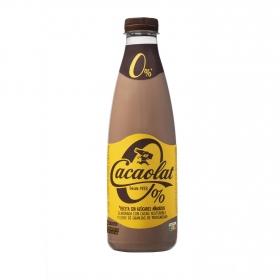 Batido de cacao sin azúcar añadidos Cacaolat 1 l.