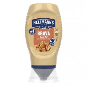 Salsa brava Hellmann's envase 250 ml.