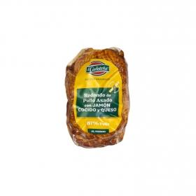 Redondo pollo jamon con queso La Carloteña 340 g.