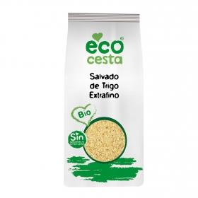 Salvado de trigo extrafino ecológico Ecocesta 350 g.