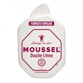 Gel de ducha hidratante Moussel 900 ml.