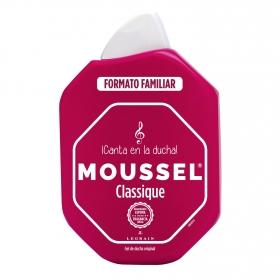 Gel de ducha clásico Moussel 900 ml.