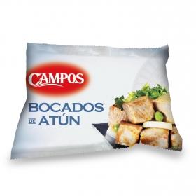 Bocados de atún Campos 250 g.