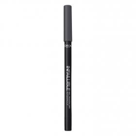 Perfilador de ojos Infalible Gel Crayon nº 04 Taupe Of The World L'Oréal 1 ud.