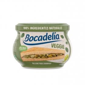 Verduritas para tostas: calabacín,alcachofa,espárragos, berenejas y ajos tiernos La Piara 180 g.