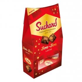 Bombones chocolate con leche Bon-Bon Suchard 158 g.