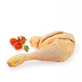 Traseros de pollo campero precortados Calidad y Origen Carrefour 450 g aprox