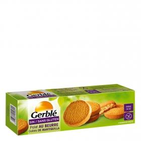 Galletas de mantequilla Gerblé sin gluten 175 g.