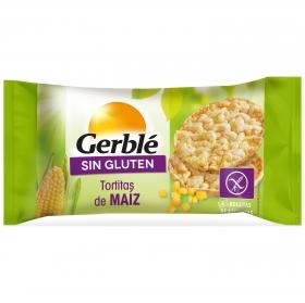 Tortitas de maíz Gerblé sin gluten 60 g.
