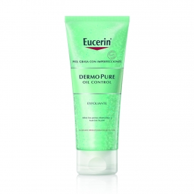 Exfoliante Dermo Pure Eucerin 100 ml.