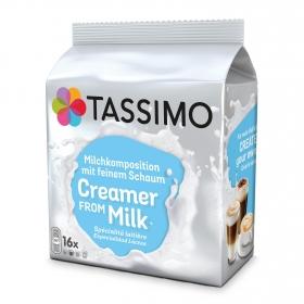 Crema de leche Tassimo 16 cápsulas
