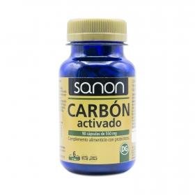 Complemento alimenticio Guaraná Sanon 550 mg.