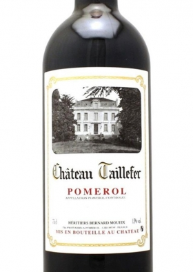 Chateau Vieux Taillefer Tinto 2012